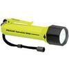 Sabrelite, Flashlight, Alkaline, C, 3, Yellow, ABS