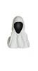 SafeSPEC Tyvek®, Hood, Polyethylene / Tyvek®, White, Universal
