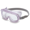 Uvex®, Safety Goggle, Polycarbonate, Clear, Anti-Fog, PVC, Framed
