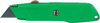 Stanley® 10-179 Hi-Vis Green Retractable Blade Utility Knife