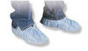 Liberty PolyGuard® 15440 Blue Poly Disposable Shoe Covers