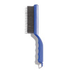 Carlisle 40670 Scratch Brush with Carbon Steel Bristles, 11.5-inch