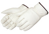 Liberty H6130 Grain Cowhide Drivers Gloves with Straight Thumb
