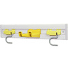 Value Kit, 4-1/4 in, 3 in, 3-1/4 in, Yellow, Wall Mount