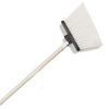 Carlisle Sparta® Spectrum® 41083 Duo-Sweep® Angle Broom, Unflagged Bristles