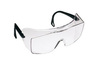 OX, Safety Glasses, Polycarbonate, Clear, Anti-Fog|Scratch-Resistant, Frameless
