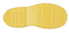 SERVUS®, Plain Toe Overboot, PVC, Plain, Tabbed Loop, Yellow, Small