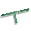 ErgoTec®, Window Squeegee, 18 in, Green
