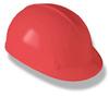 Kimberly Clark Jackson Safety® 14815 4-Point Red Bump Cap