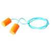 Howard Leight FF-30 FirmFit Disposable Foam Earplugs Orange 30dB