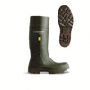 Dunlop® Purofort® Boots F460843 Plain Toe Polyurethane Green