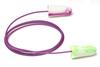 Moldex 6654 SparkPlugs® Disposable Corded Earplugs 33 dB