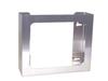 DC Tech Stainless Steel Glove Dispenser Rack, 2 Box Unit