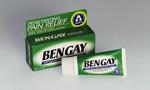 Ben-Gay®, Pain Relief Cream, 2 oz, Tube