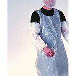 Sleeve, Polyethylene, White, 18 in, Universal