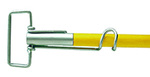 Wilen®, Mop Handle, Fiberglass, Adjustable Spring Clamp
