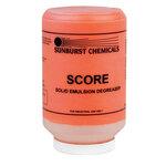 Score Solid Emulsion Degreaser, Capsule