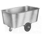 Medium Duty Truck, 304 Stainless Steel, 500 lbs