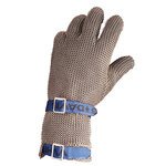 North® 525 Metal Mesh Gloves, Stainless Steel Mesh, Safety Cuff