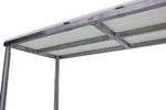 RAPIDHS, Preparation Table, 30 in, 120 in, 34 in