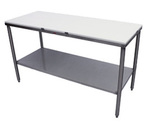 RAPIDHS, Preparation Table, 24 in, 84 in, 34 in