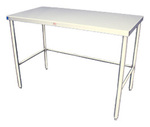RAPIDHS, Preparation Table, 24 in, 60 in, 34 in