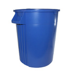 Gator®, 32 Gallon Vented Gator Container, Blue