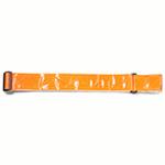 Belt Only, Hi-Viz Orange, Universal, No Lumbar Pad