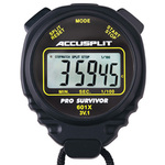 Accusplit A601 Pro Survivor Stopwatch, Assorted Colors