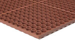 Apache Mills TruTread Red Grease Resistant Anti-Fatigue Mat