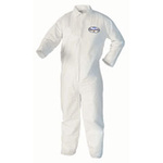 Kleenguard® A40, Disposable Coverall, Microporous Film Laminate