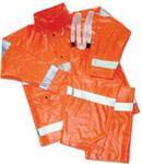 Tingley Comfort-Brite O53129 Overall, Orange