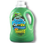 Arctic Power®, Liquid Laundry Detergent, Liquid, 15 gal, Yellow, Characteristic