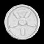 Dart®, Vented Lid, Round, Plastic, White