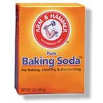ARM & HAMMER®, Baking Soda, 1 lb, Environmentally Sensible, 24 per Case
