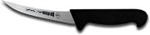 Boning Knife, Stainless Steel, 5 1/2 in, 10 1/2 in, 10 per Box, Finger Guard, 5 in