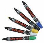 DYKEM®, Permanent Marker, Medium, Black, Black, 12 per Case