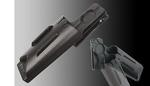 SafetyFirst System®, Safety Swivel Holster, Plastic