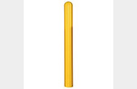 Bumper Post Sleeve, 5-3/4 in, High Density Polyethylene