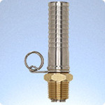 Streamline® 75-S Hose Adaptor, Brass, Swivel