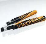 Ideal Marker, Black, Metal Detectable