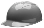 Bump Cap, 4-Point, Gray