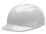 Bump Cap, 4-Point, White