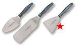 CG3000, Stainless Steel, 5 in, Slip Resistant, 10 per Box