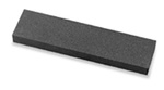 Sharpening Stone, 5/8 in, Combo, Silicon Carbide, 4 in, 1-3/4 in, Coarse / Fine, Gray, 1 per Pack|5 per case