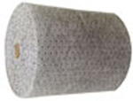 Oil-Dri L90540 Gray Perforated Absorbent Roll 30 W x 150 L