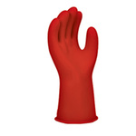 Insulating Gloves, Natural Latex Rubber, Class 0