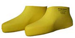 Flatfoot® HOSC Latex Yellow Shoe Covers