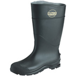 SERVUS®, Steel Toe Boot, PVC, Steel