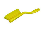 Hill Brush B861RESY Yellow Soft Crimped Resin-Set Hand Brush 12